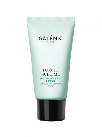 Galénic Pureté Sublime Máscara Esfoliante Express