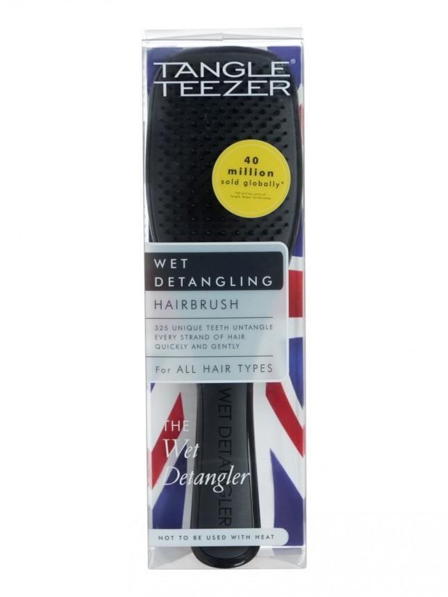 Tangle Teezer Wet Detangler Midnight Black (preto)