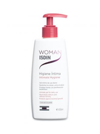 Isdin Woman Gel Higiene Íntima