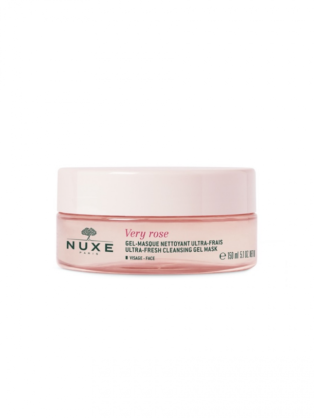 Nuxe Very Rose Máscara Gel Ultra Fresca