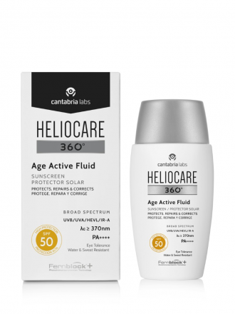 Heliocare 360º Age Active Fluid SPF50 50 ml
