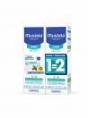 Mustela Stelatopia Duo Creme emoliente rosto 40 ml com oferta de 1 embalagem