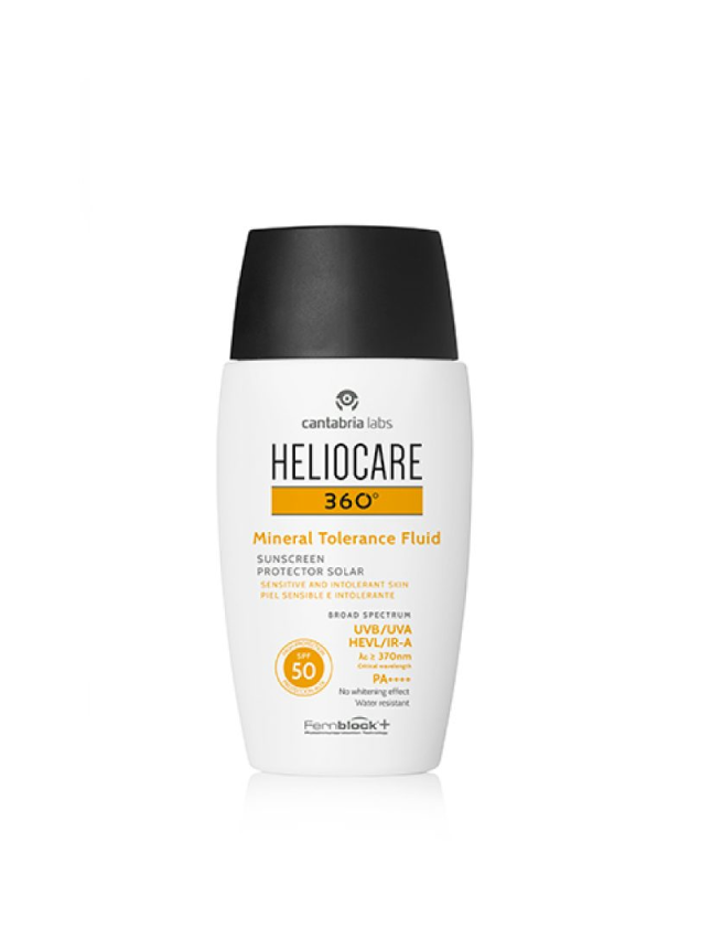 Heliocare 360º Mineral Tolerance Fluid SPF 50