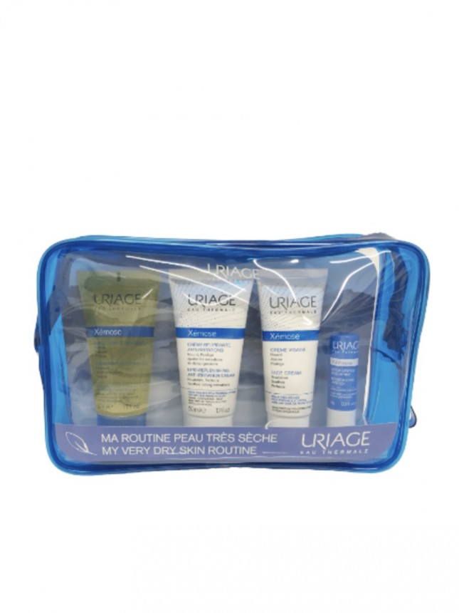 Uriage Xemose Kit Proteção e Nutrição