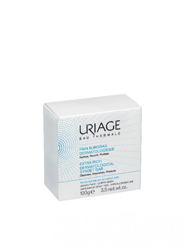 Uriage Eau Thermale Pain Surgras Sabonete Sólido 100g