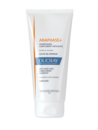 Ducray Anaphase+ Champô Complemento Antiqueda para Queda de Cabelo