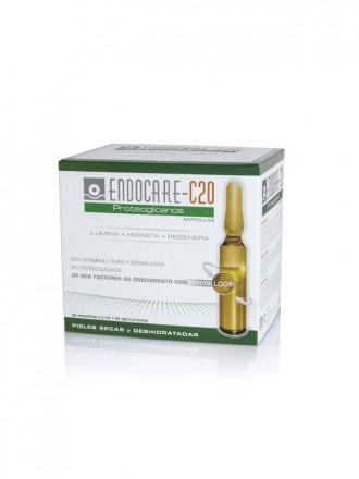 Endocare C20 Proteoglicanos Ampolas