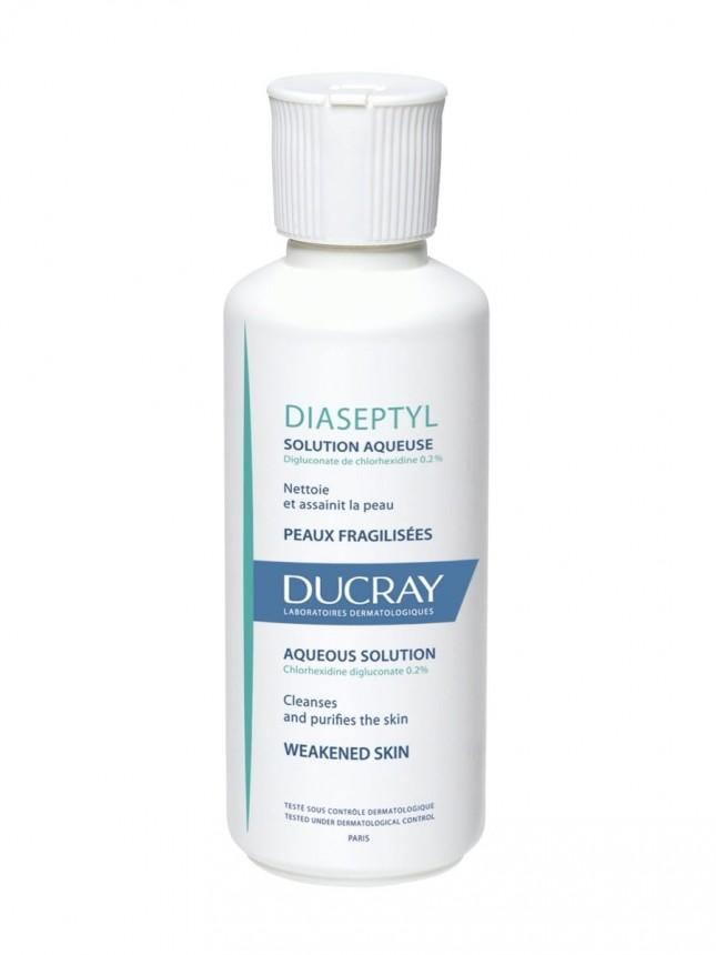 Ducray Diaseptyl Solução Aquosa Para Cuidados Purificantes