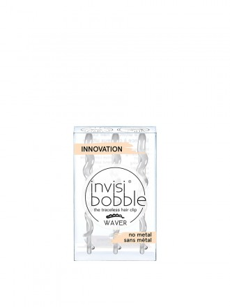 Invisibobble Waver Transparente x3