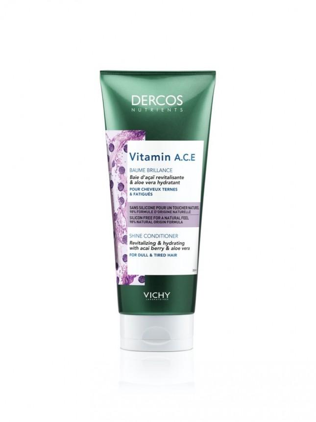 Vichy Dercos Nutrients Bálsamo Vitamin A.C.E
