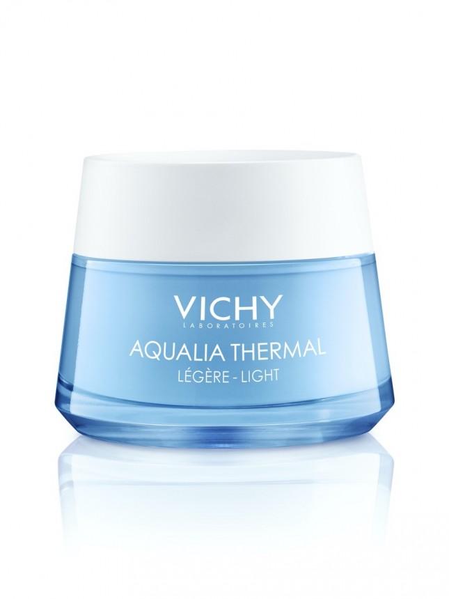 Vichy Aqualia Thermal Creme Dia Ligeiro Reidratante 50 ml