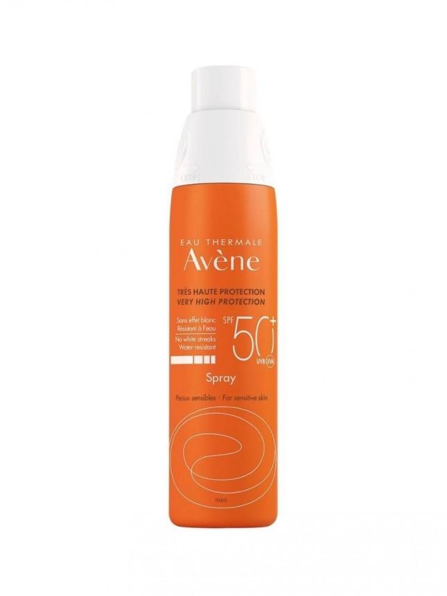 Avène Protetor Solar para Corpo em Spray FPS50+ 200 ml