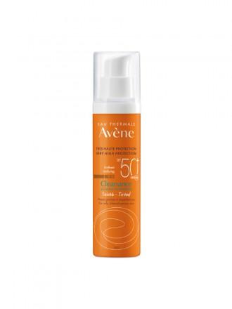 Avene Cleanance Creme Solar com Cor SPF50+