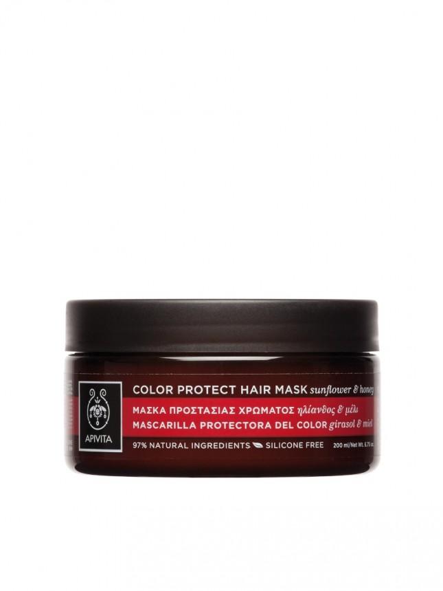 Apivita Capilar Máscara Color Protect 200 ml