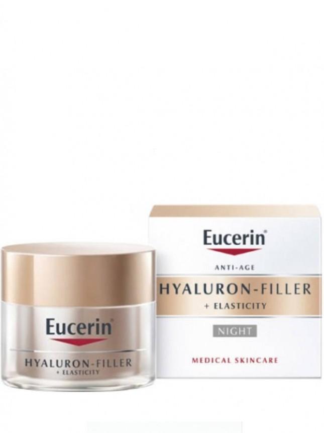 Eucerin Hyaluron-Filler + Elasticity Noite