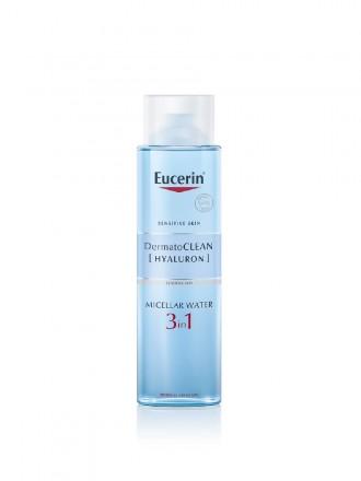 Eucerin DermatoCLEAN Hyaluron Solução de Limpeza Micelar 3 em 1