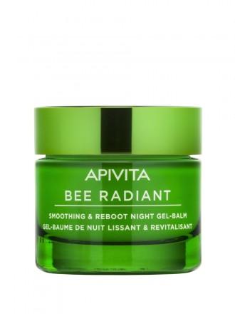 Bee Radiant Gel-Bálsamo De Noite Suavizante e Revitalizante