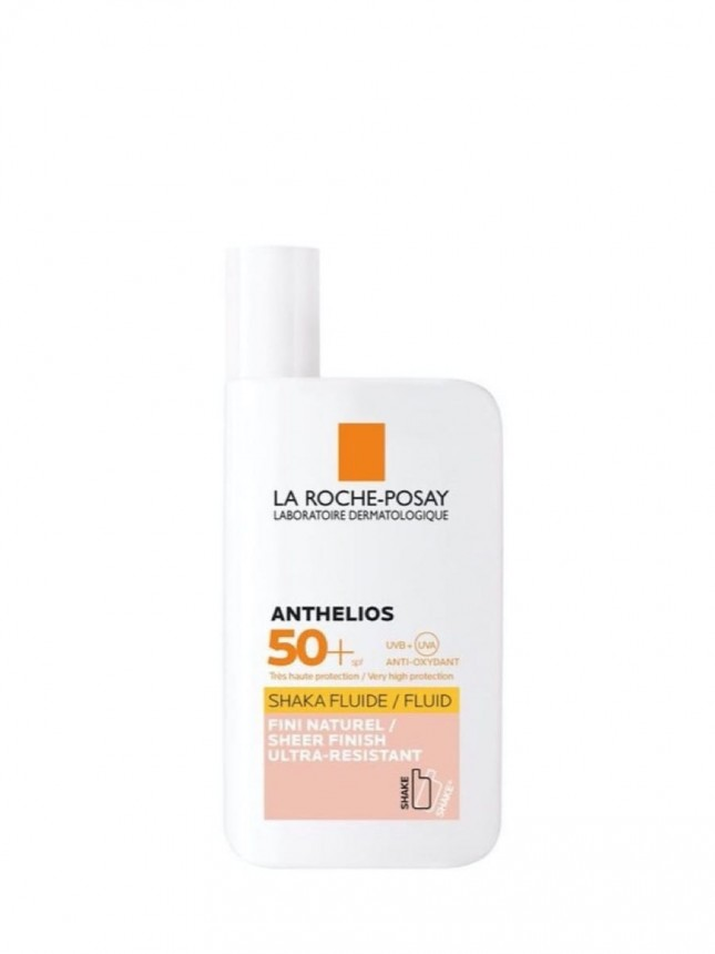 La Roche-Posay Anthelios Fluido Shaka SPF50+ Sem Perfume