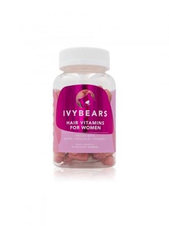 IvyBears Suplemento Vitamínico Capilar par Mulher