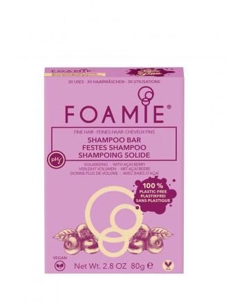 Foamie Champô Sólido You´re Adorabowl para Cabelo Fino