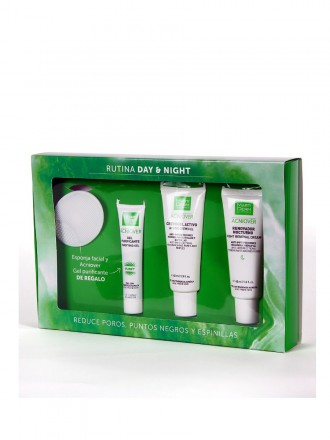 Martiderm Coffret Acniover Day and Night Routine Pack