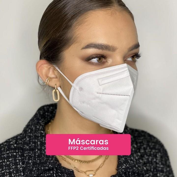 Máscaras FFP2 Certificadas