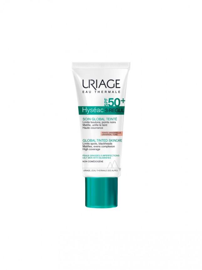 Uriage Hyseac 3-Regul c/ cor SPF50+