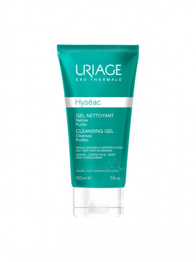 Uriage Hyséac Gel Limpeza