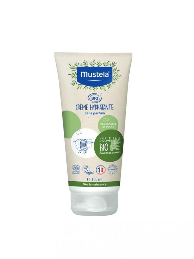 Mustela Bio Creme Hidratante sem Perfume