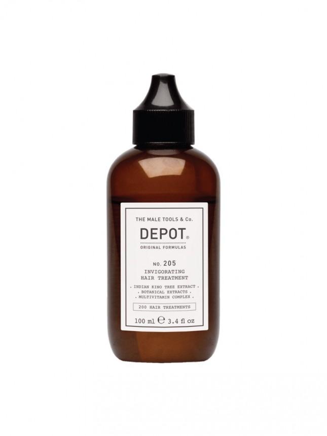Depot Invigorating Hair Tratament Nr. 205 Concentrado