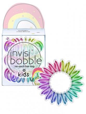 Invisibobble Kids Magic Rainbow x3