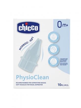 Chicco Recargas para Aspirador Nasal Physioclean (10 recargas)
