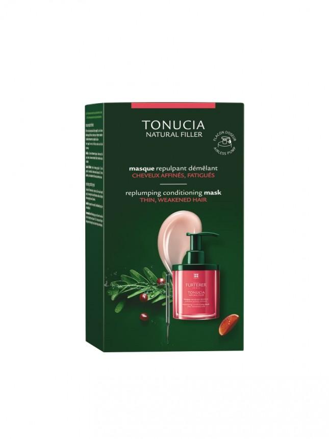 René Furterer Tonucia Natural Filler Máscara Redensificante Desembaraçadora 200 ml