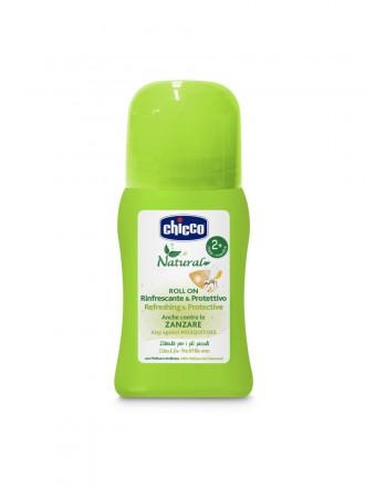 Chicco Roll-On Antimosquito Refrescante e Protetor 60 ml
