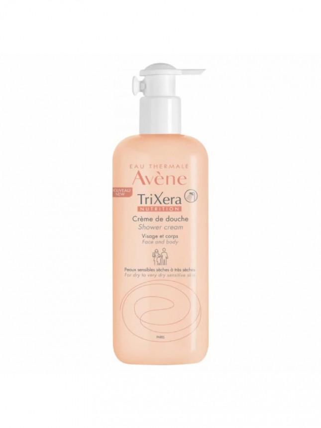 Avène Trixera Nutrition Creme de Limpeza para Pele Seca e Sensível 500 ml