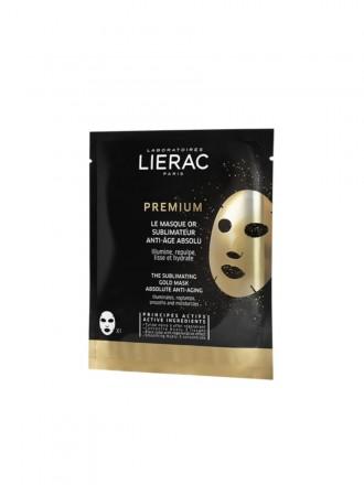 Lierac Máscara Facial em Tecido Premium Or Anti-envelhecimetno Global 20ml