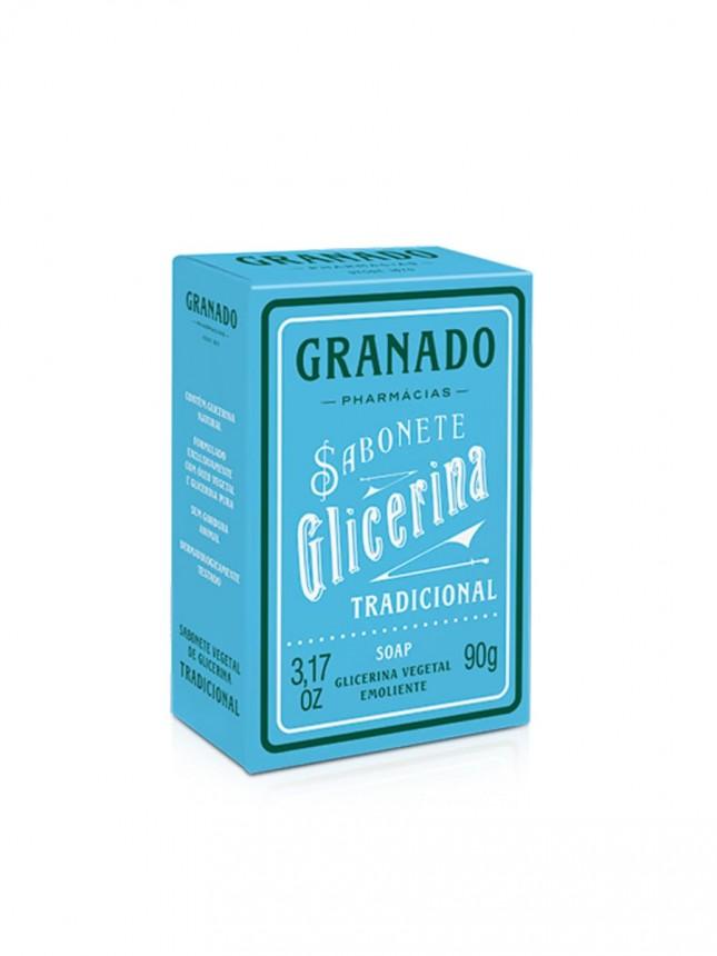 Granado Sabonete Glicerina Tradicional