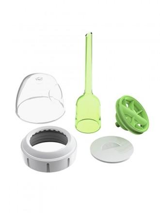 Dr Browns Kit Substituição Biberão Options Bocal Largo  270 ml  (Valvula, Disco, tubo, Tampa e Rosca