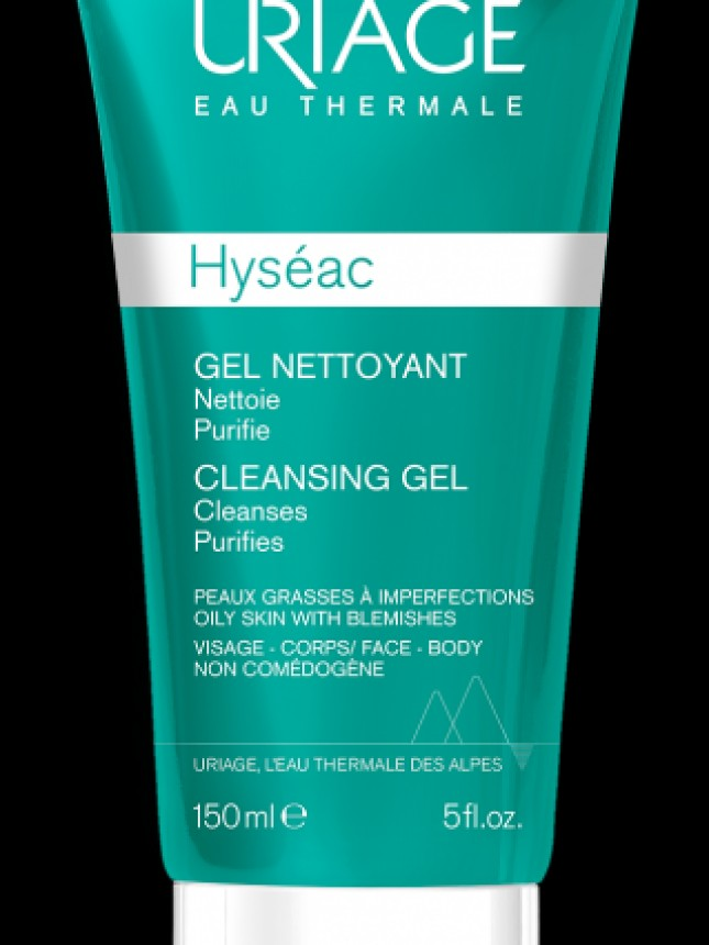Uriage Hyseac Gel de Limpeza Suave