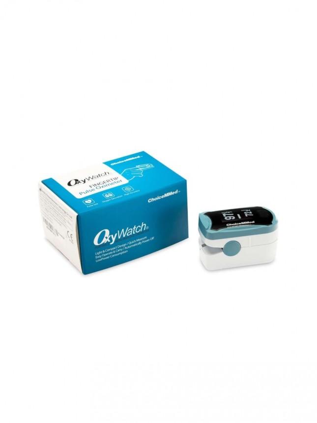 Oximetro de Dedo Medcare MC-OX2 Star