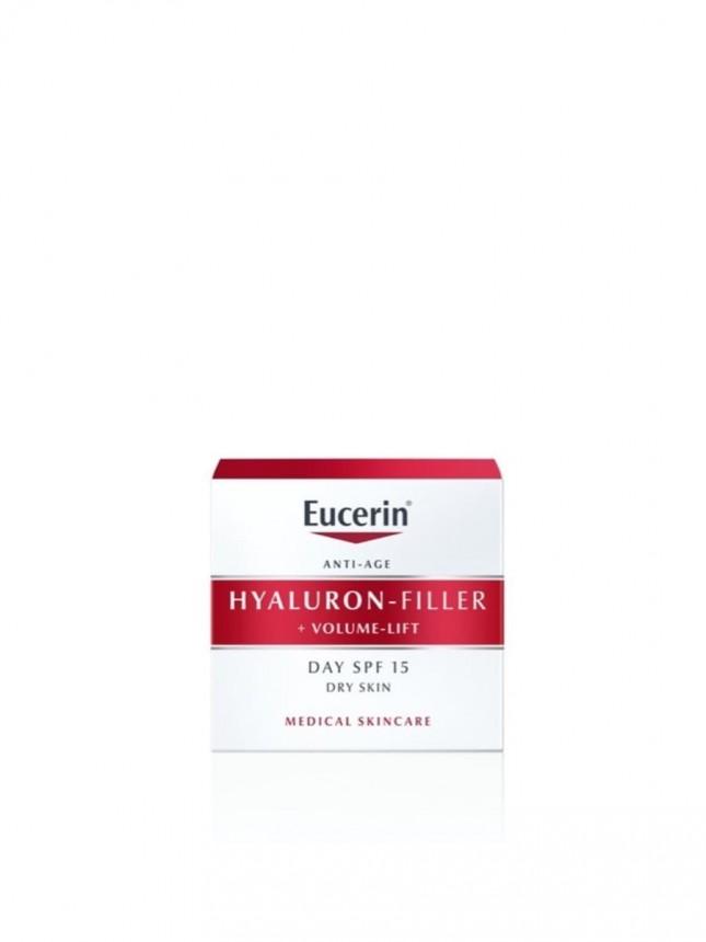 Eucerin Hyaluron-Filler + Volume-Lift Dia Pele Seca