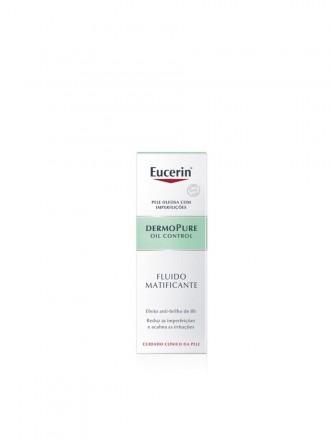 Eucerin DermoPure Oil Control Fluido Matificante