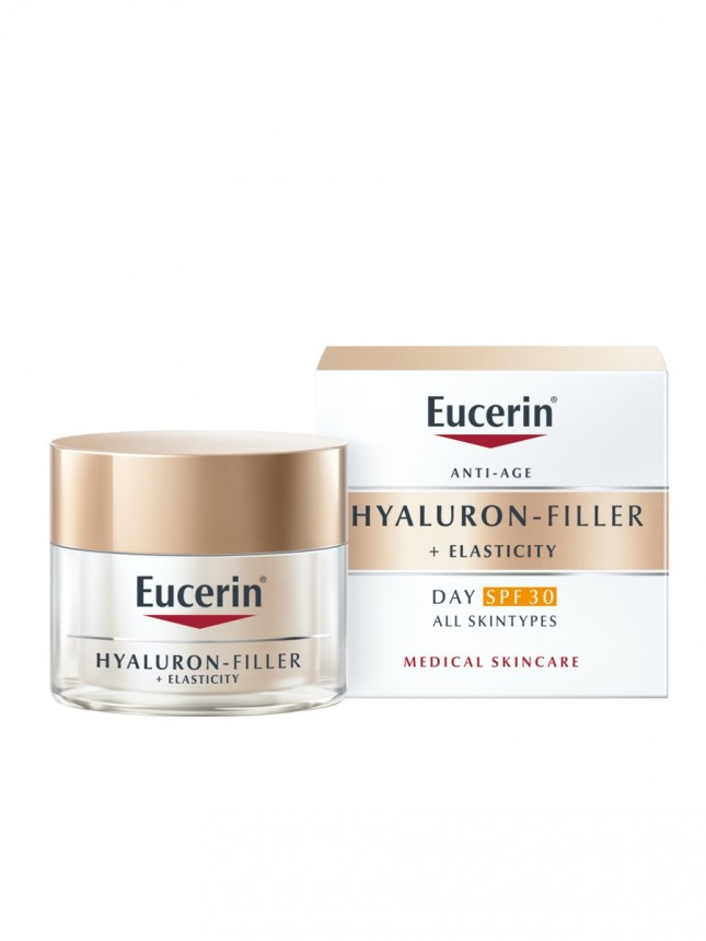 Eucerin Hyaluron-Filler + Elasticity Dia FPS30