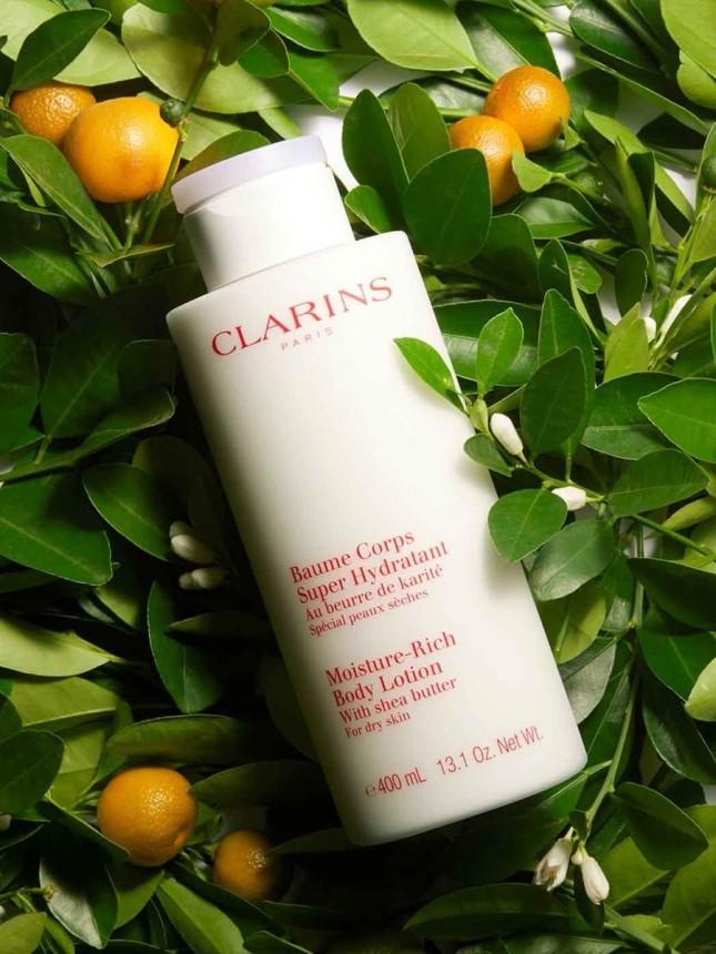 Clarins Bálsamo de Corpo Super Hidratante 400 ml