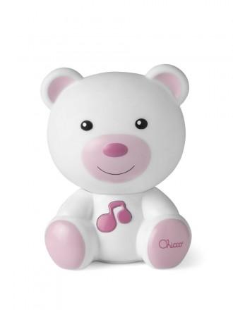 Chicco Ursinho Bons Sonhos Rosa 0+ meses