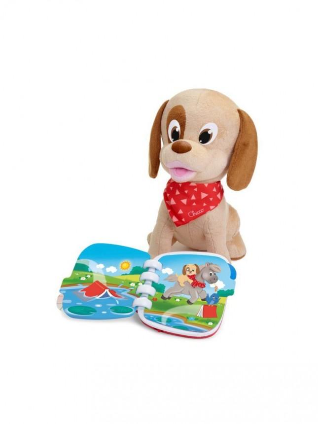 Chicco Cãozinho Lucky Contador de Histórias a partir dos 18 meses