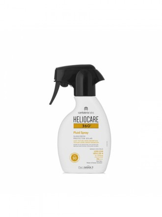 Heliocare 360 Fluid Spray Protetor Solar FPS50 250ml
