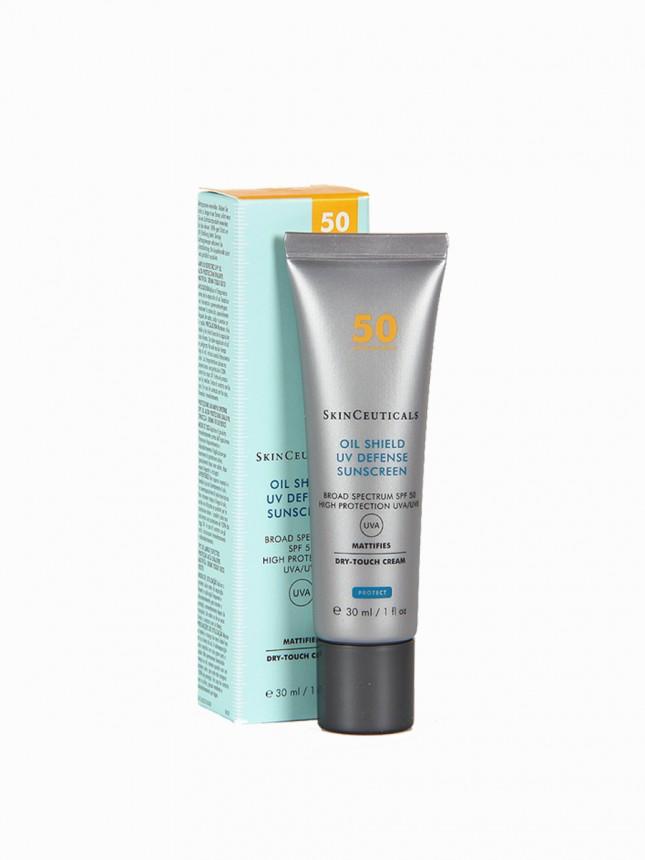 SkinCeuticals Oil Shield UV Defense Sun Cream Protetor Solar de Rosto SPF50 30ml