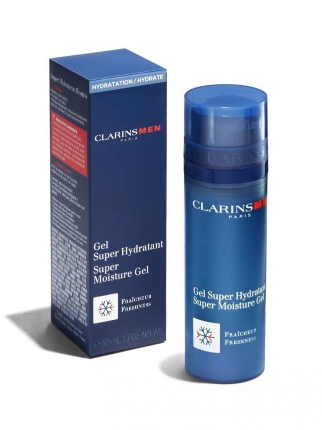 Clarins Men Gel Super Hidratante 50 ml