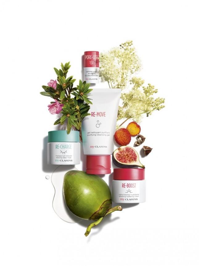 MyClarins Re-Boost Creme Hidratante Matificante 50ml